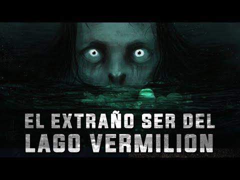3 Jóvenes avistan extraña criatura, 1 de ellos se volvió loco, Videos de terror real Lago Vermilion