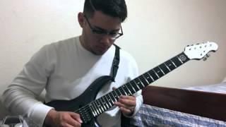 Dream Theater - Surrender To Reason (Guitar Solo Cover)