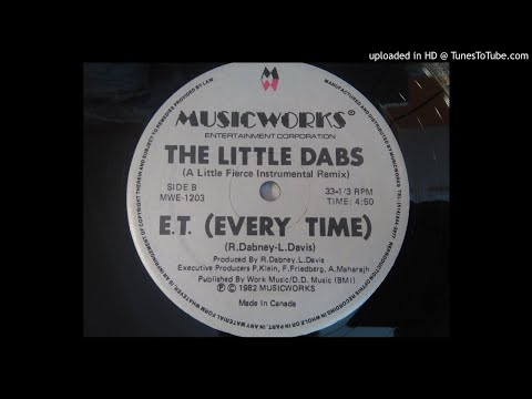 The Little Dabs - E.T. Every Time (Instrumental Remix)