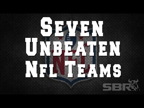 Undefeated Teams to Offer NFL Future Odds Value?