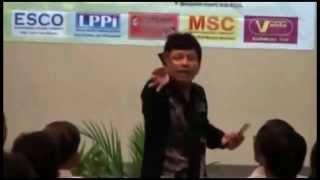 [ESCO TV] Royke Sahetapi - 2 Kartu Kredit Bisa Beli Mobil