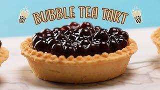 How To Make Bubble Tea Tart