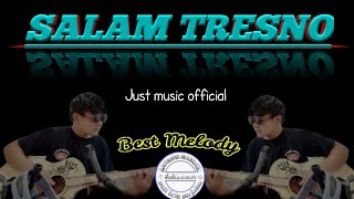Salam Tresno - Just Music Official ( Karaoke akustik )