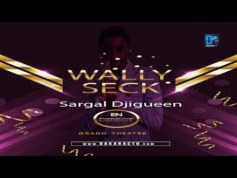 [🔴REPLAY1] Revivez le concert Sargual Djiguene avec Wally Seck au Grand Théâtre