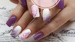 Морской дизайн ногтей  Летний дизайн ногтей  Ноготки в отпуск
