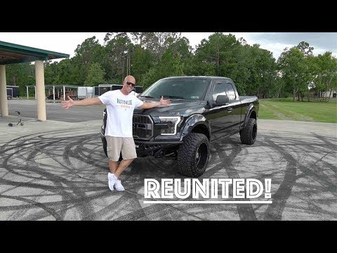 I Have My F150 BACK! New Engine And More LOUD!