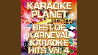 So ein Tag so schön wie heute (Karaoke Version) (Originally Performed by De Boore & Bärchen)