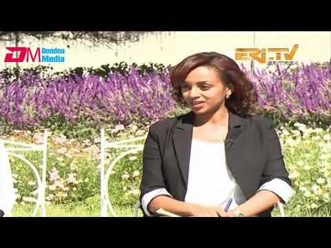 ERi-TV, #Eritrea: Connecting With Diaspora Youth - Tour of Eritrea  (ዙራ ንሃገርካ)