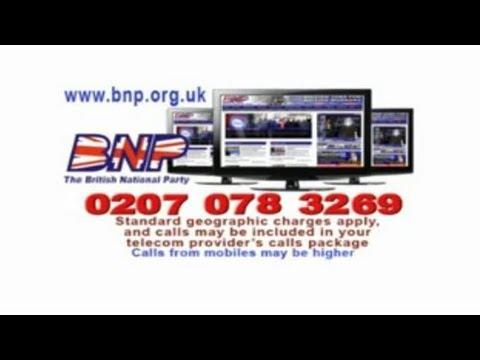 BNP European Elections Broadcast 2009