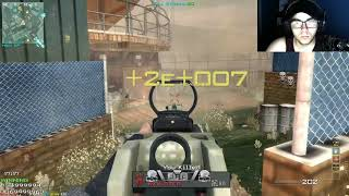 #RushRC MW3 PC 2017 - LIVE DOUBLE MOAB ON TEKNO W/ WEBCAM