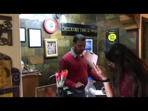 Tour And Reviews Of Hotel Woodland In Shimla
