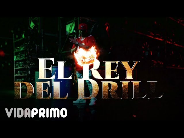 Tempo - El Rey Del Drill 👑 [Official Video]