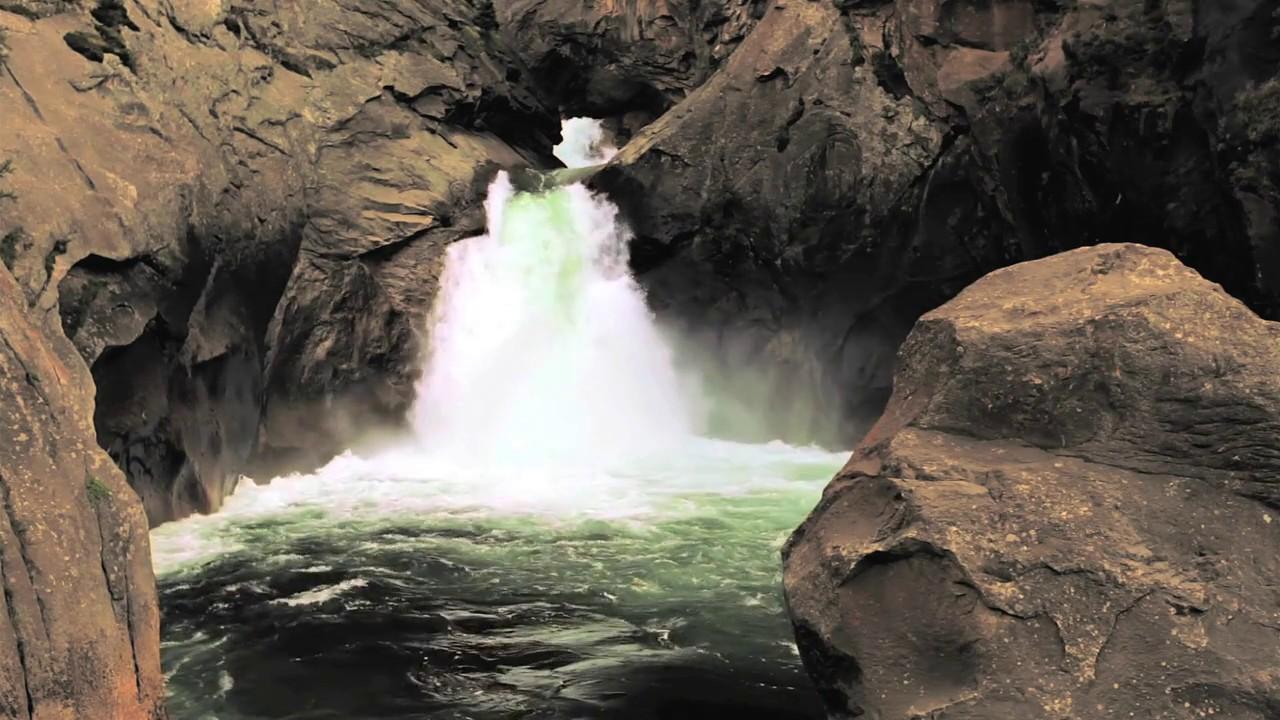 Великие водопады Мира