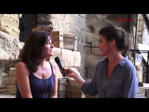 Rencontre avec Kate Aldrich, Carmen aux Chorégies d'Orange