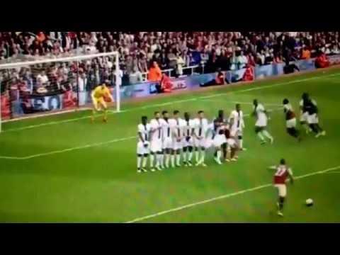 Top 10 Premier league goals 15/16