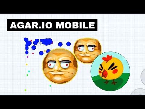 *CRAZY* AGAR.IO FAILS! (Agar.io Mobile Gameplay!) thumbnail
