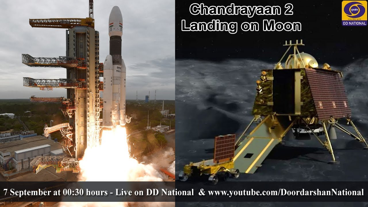 Watch Live! India Loses Contact with Vikram Moon Lander | Space