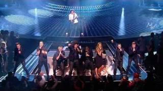 The X Factor 2009 - The Finalists & Queen - Bohemian Rhapsody (itv.com/xfactor)