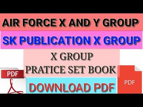 sk publication x group pratice set book download pdf file new 2018,air force practice set book