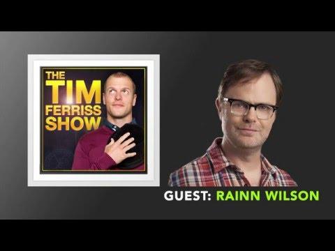 Rainn Wilson Interview (Full Episode) | The Tim Ferriss Show (Podcast)