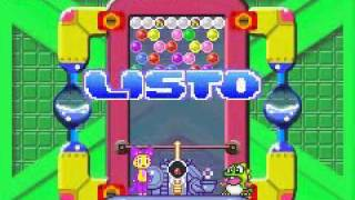 Super Bust A Move GBA Gameplay