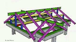Gable Roof Exerise Sketchup 8.avi
