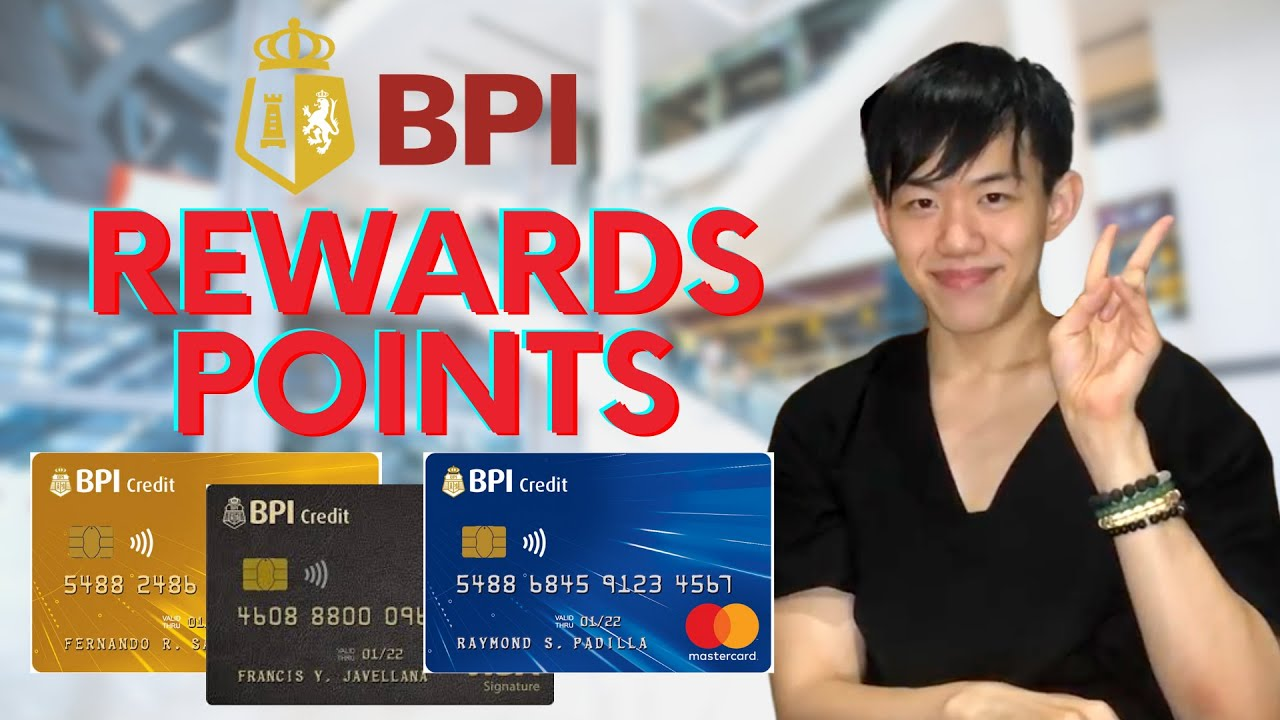 Establishing a positive payment history on a new credit card account is one of the best ways to start improving. Bpi Credit Card Rewards Points Best Way To Earn Points And Airmiles How To Redeem Jaxhacks Youtube