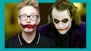 BECOMING THE JOKER | Tyler Oakley