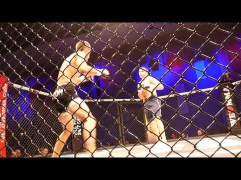 We Love MMA Stuttgart Fabian Ultes vs. Willi Krimmel Runde 1