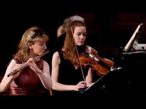 Mimi's Mozart Minute #11 - Quintet, K.  452 III. Allegretto - Dolce Suono Ensemble