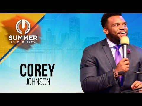 I Made It Through | Corey Johnson