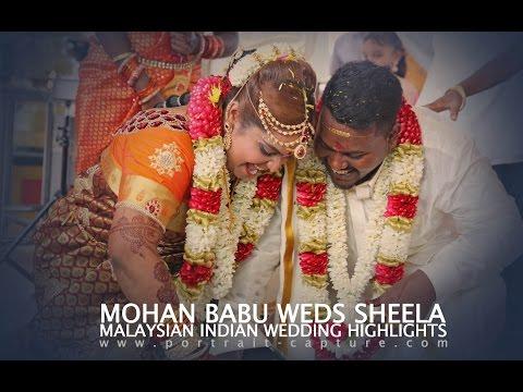 Malaysian Indian Wedding Video Highlights_Mohan Babu & Sheela
