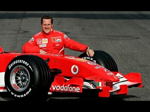 Michael Schumacher out of a coma -- how the day unfolded