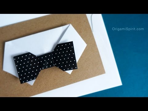 How to Make an Easy Card for Father's Day