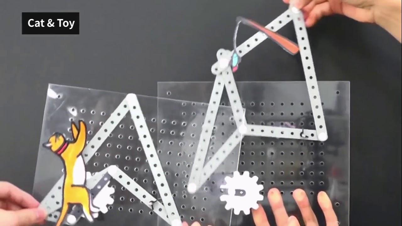 Mechanism Perfboard