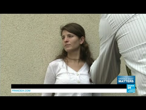 Former Islamic state group sex slave Jinan narrates her dreadful story on FRANCE24