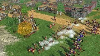 Empires Dawn of The Modern World Gameplay Part 1