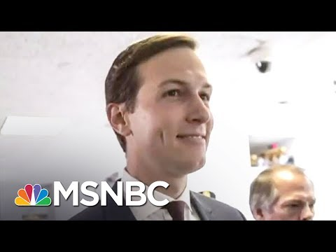 GOP House Intel Member: Jared Kushner Won't Lead To Donald Trump Impeachment | The 11th Hour | MSNBC
