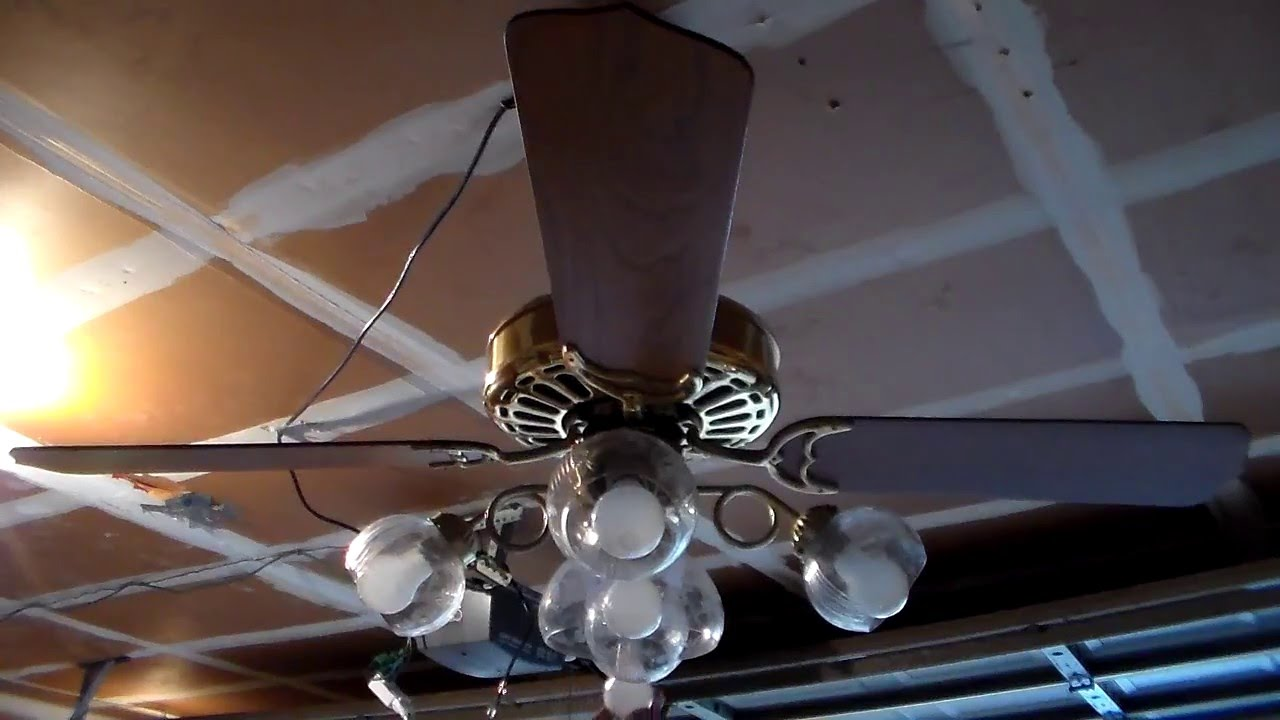 Ceiling Fan Wiring Harness For Casablanka Zephyr Free Download Hunter How To Install A Casablanca Youtube