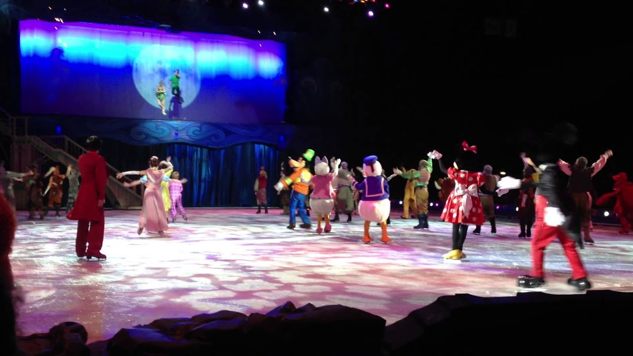 Disney On Ice Birmingham Schedule The entire Disney On Ice Birmingham event schedule is available at the TicketSupply website. We can provide you with the cheapest Disney On Ice Birmingham ticket prices, premium seats, and complete event information for all Disney On Ice events in Birmingham.