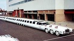 Die 10 längsten und schnellsten Limousinen der Welt