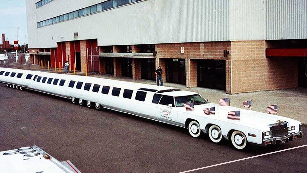 Teuerste limousine der welt  Die 10 längsten und schnellsten Limousinen der Welt - YouTube