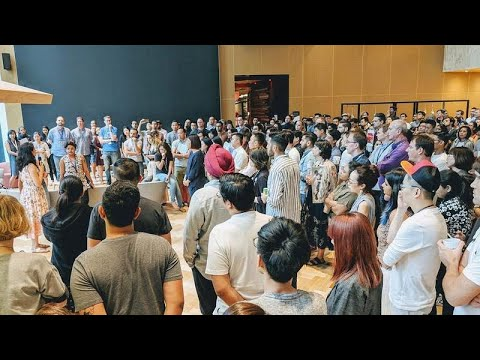 إضراب في غوغل احتجاجا على التحرش في مكان العمل وعدم المساواة…  - 14:54-2018 / 11 / 1