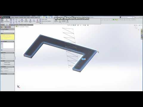 SolidWorks CNC Flexible Bellow Tutorial