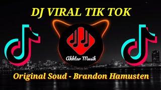 Download DJ VIRAL TIK TOK ! Scared Love ( original Sound - Brandon Hamusten)