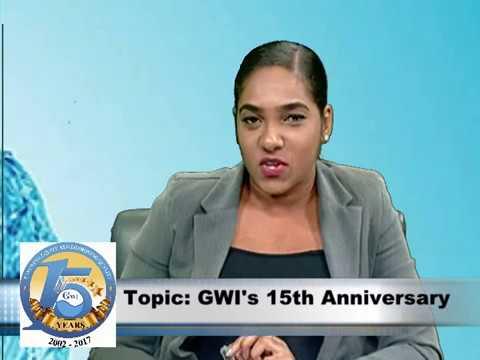 GWI's 15th Anniversary