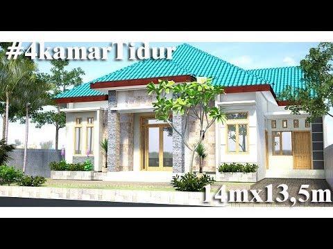 desain rumah sederhana kamar 4 - 15 desain rumah minimalis