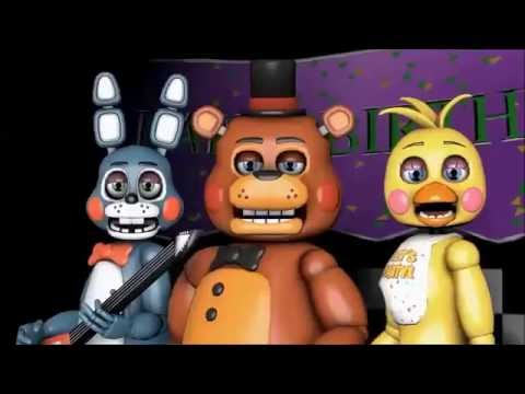 Five Nights at Freddy's Song (Versión en Español)
