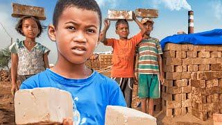 Making Bricks for $1/Day? | MADAGASCAR