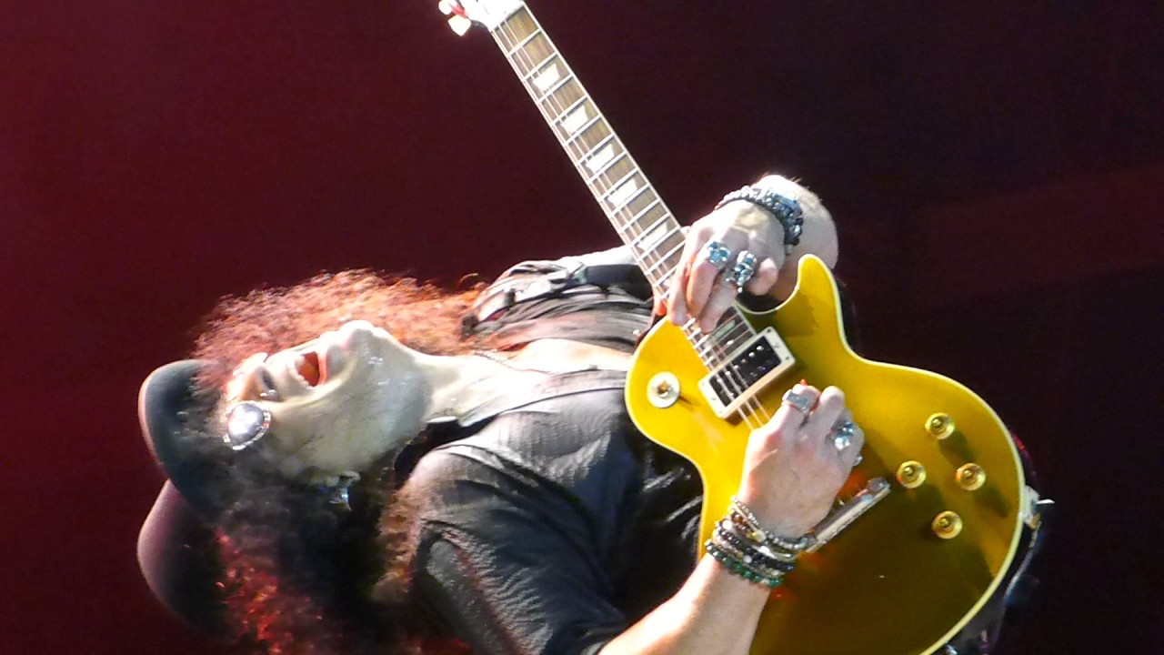 "Guns n' Roses ""Slash Solo""&""Sweet Child Of Mine"" Mpls,Mn 7 ..."